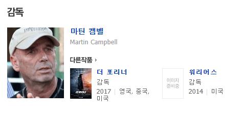 레전드 오브 조로 감독