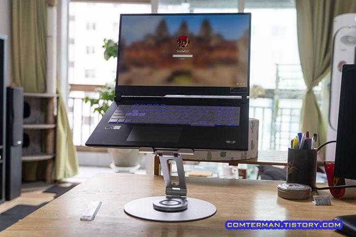 OMOTON 노트북 거치대 17인치 노트북