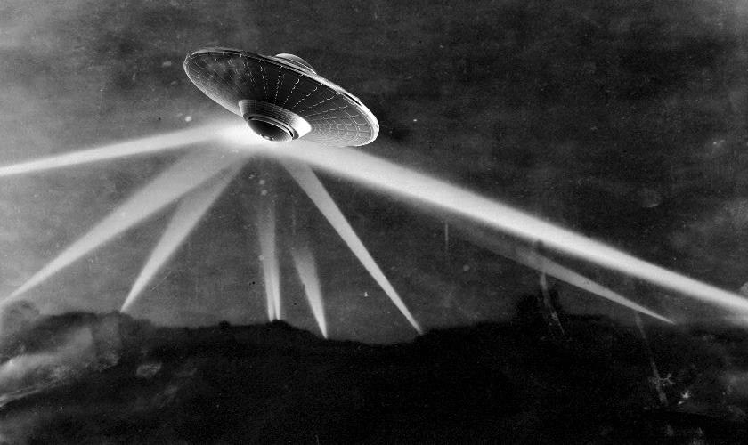 미확인비행물체(UFO) 'LA 대공습' 사건