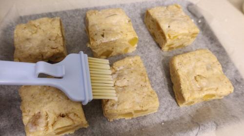 집에서빵만들기