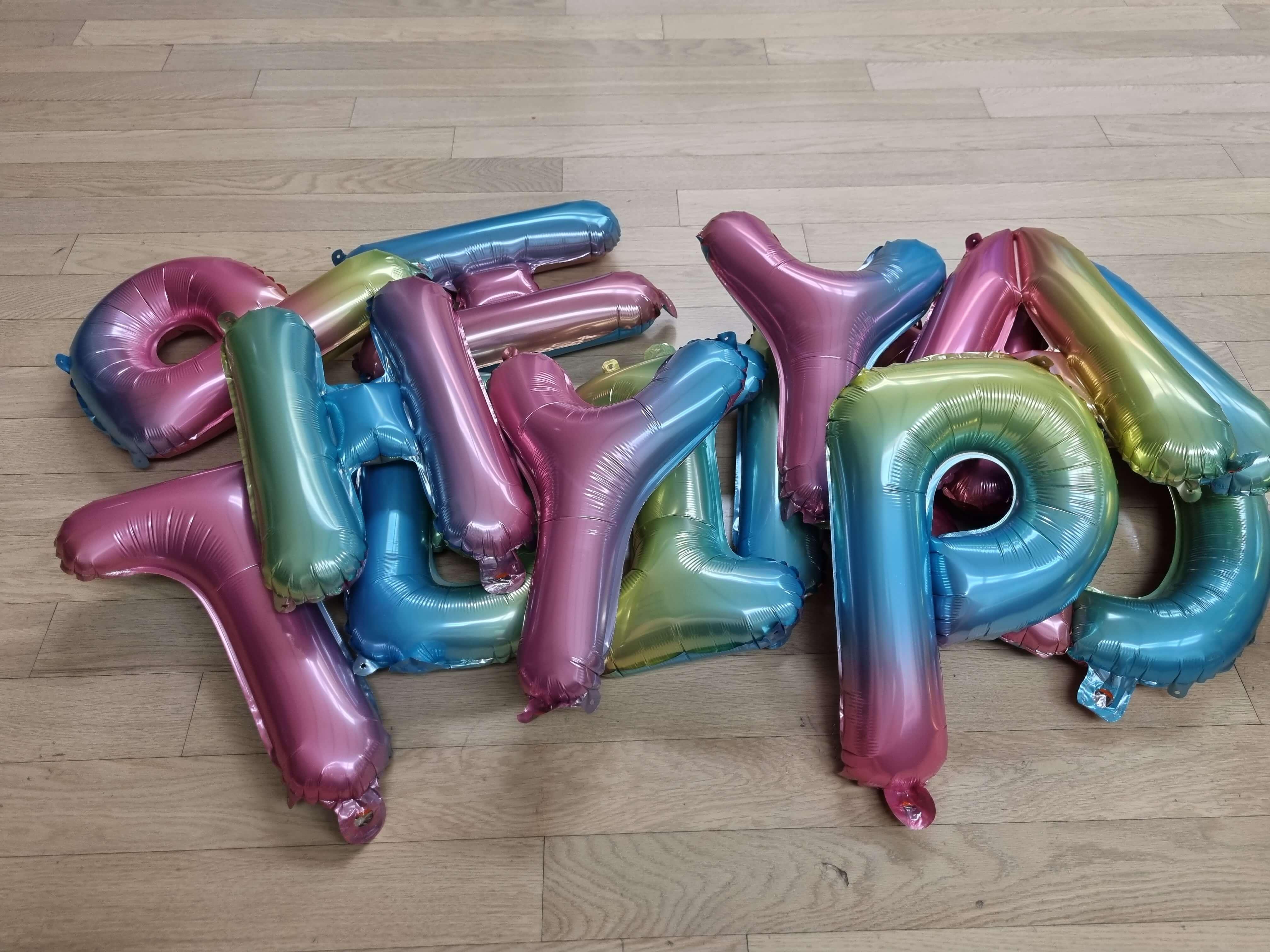 생일-풍선