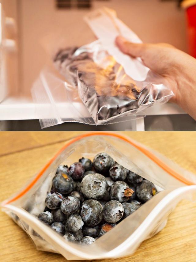 블루베리 효능, 블루베리 보관법, 얼리면 좋은 음식, 얼려 먹으면 좋은 음식, 건강, 팁줌마 매일꿀정보