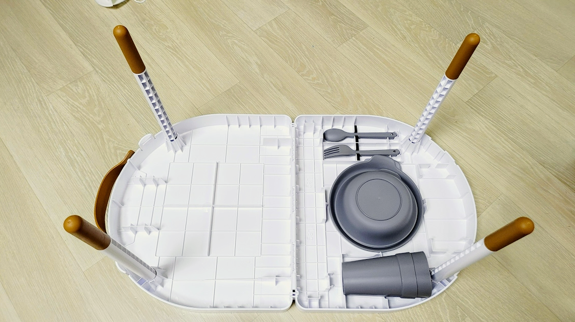 미타 피크닉 테이블 개봉기 사진 5