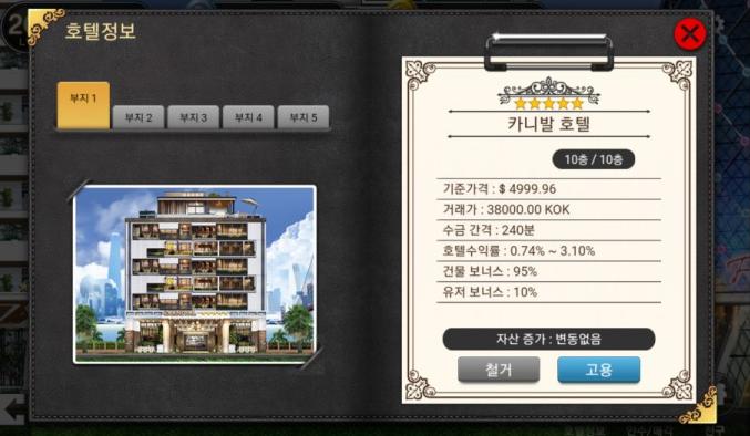 콕플레이(KOK-PLAY) 메뉴얼 4탄 – 호텔왕게임插图21