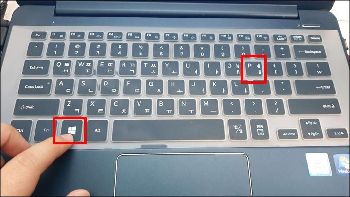 노트북-키보드-사진