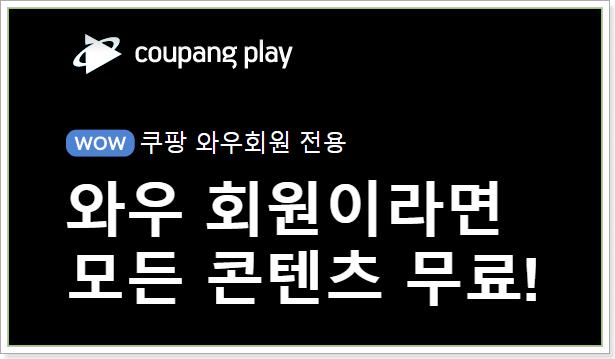 쿠팡-플레이어-pc버전