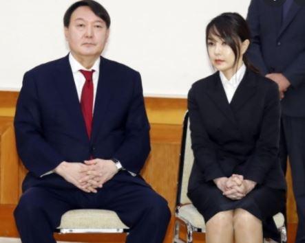 윤석열 아내
