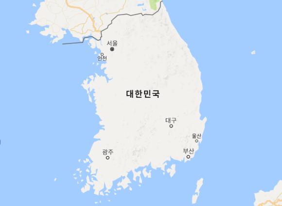 한국 영문주소 변환