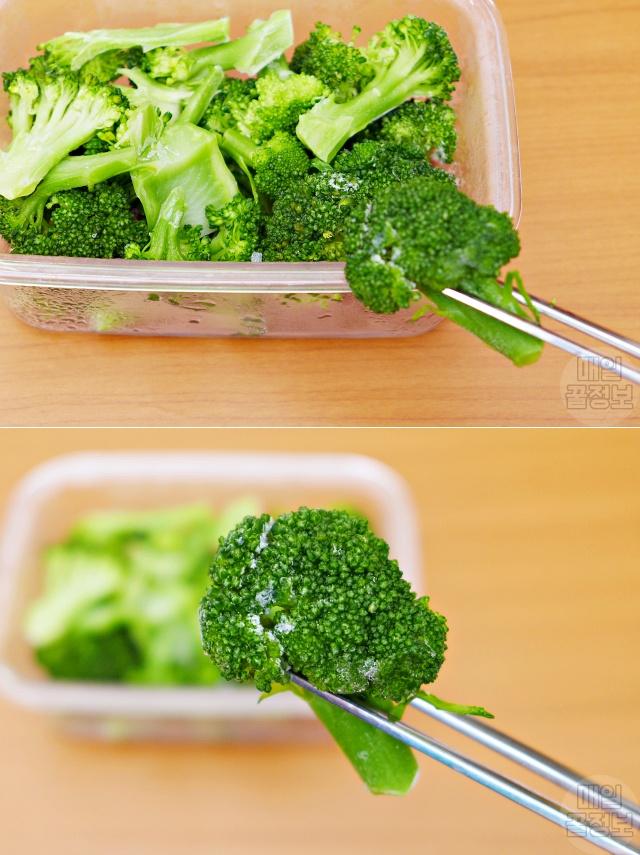 브로콜리 효능, 브로콜리 보관법, 얼리면 좋은 음식, 얼려 먹으면 좋은 음식, 건강, 팁줌마 매일꿀정보
