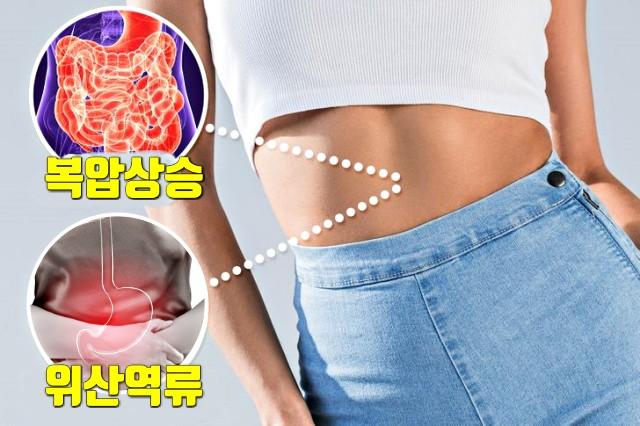 역류성 식도염 원인 복압 속옷, 건강 팁줌 매일꿀정보