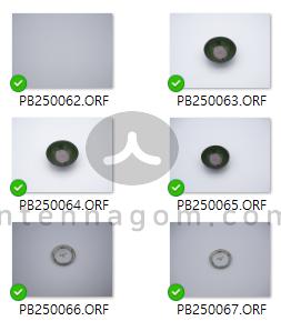 윈도우10 RAW 파일 미리보기 5