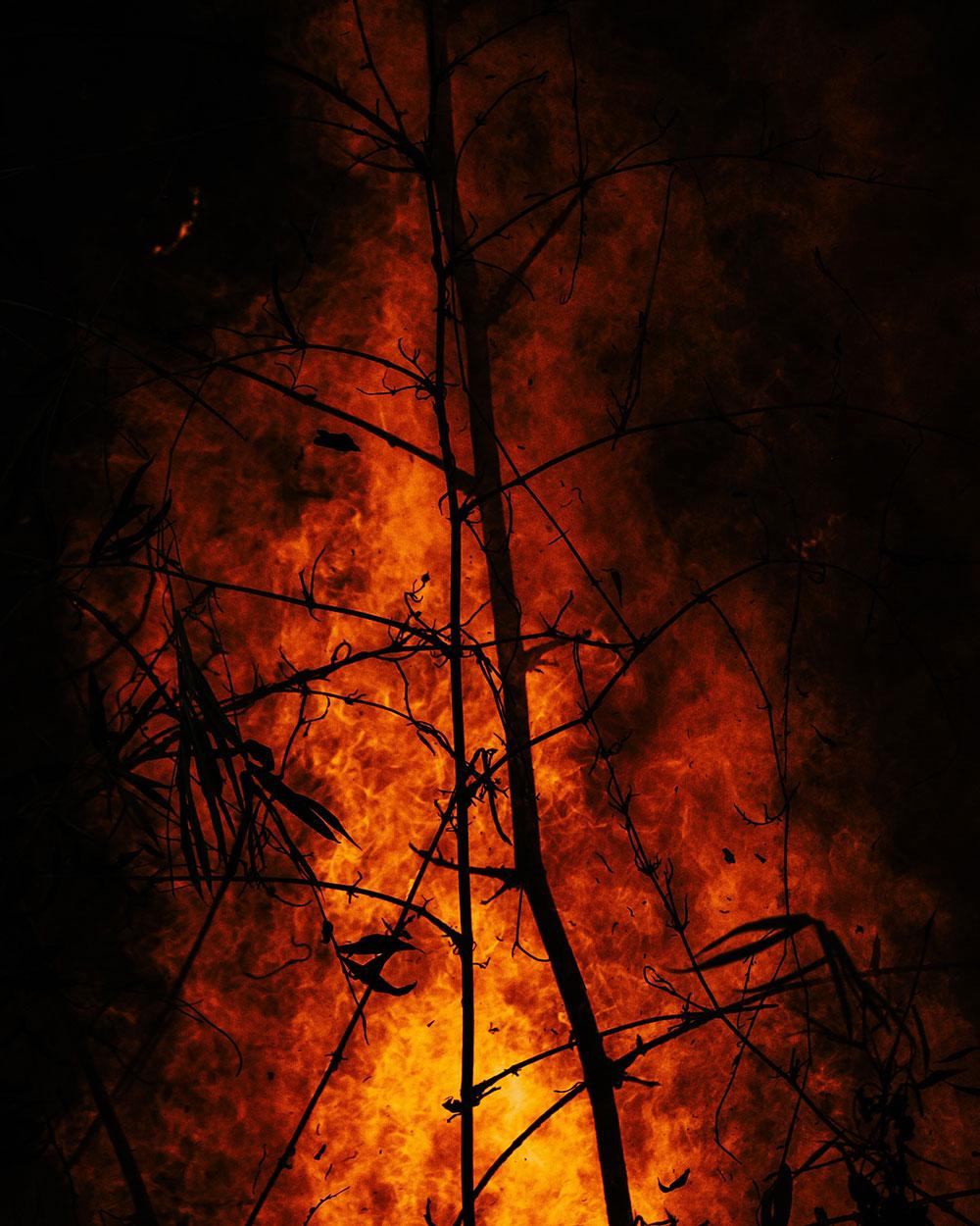 불씨로 가득한 지옥