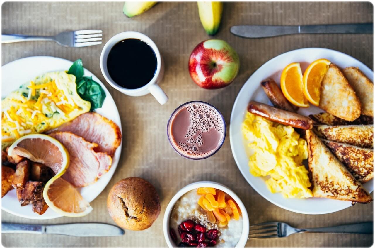 아침식사의 중요성
