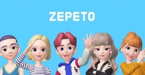 제페토 포스터