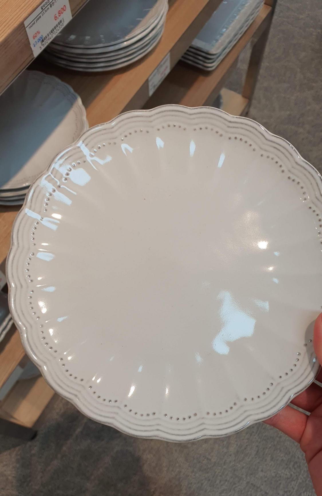 심플한-그릇