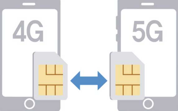 4G와 5G
