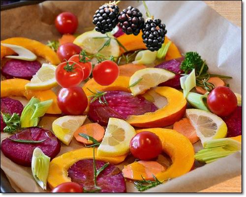 안토시아닌 식품