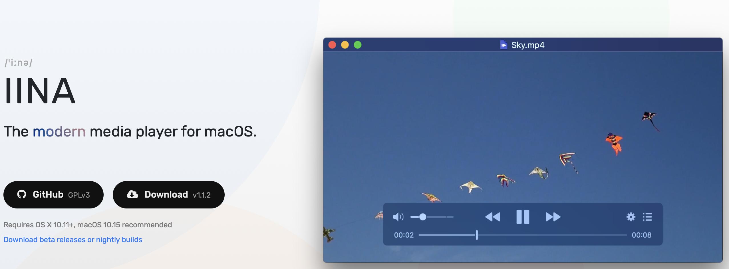 추천하는 맥의 무료 동영상 재생 프로그램