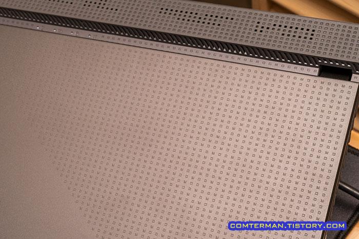 ROG Strix G17 G713QM 알루미늄 상판
