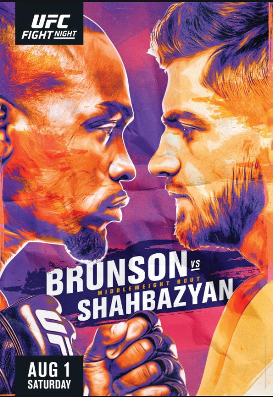 UFC 라스베가스5 브런슨 VS 샤바지안 출전 선수들 인터뷰 모음