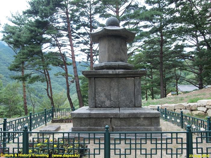 통일신라 불교 구산선문 가지산문(迦智山門)