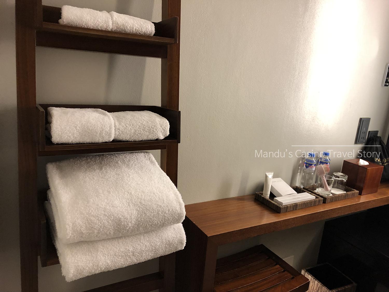 노부 호텔 디럭스룸