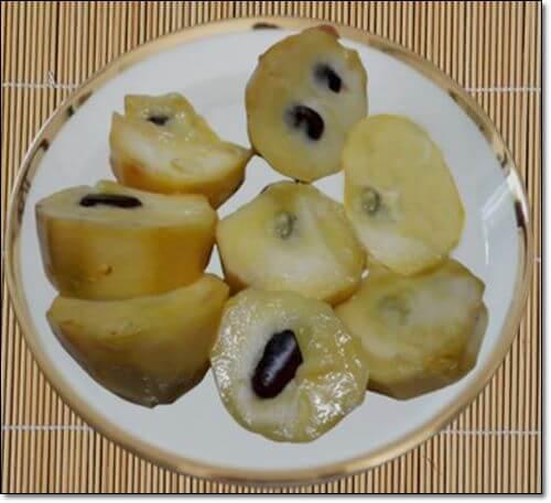포포나무과일