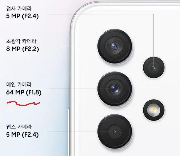 갤럭시 A32 스펙 자급제폰 가격 출시일3