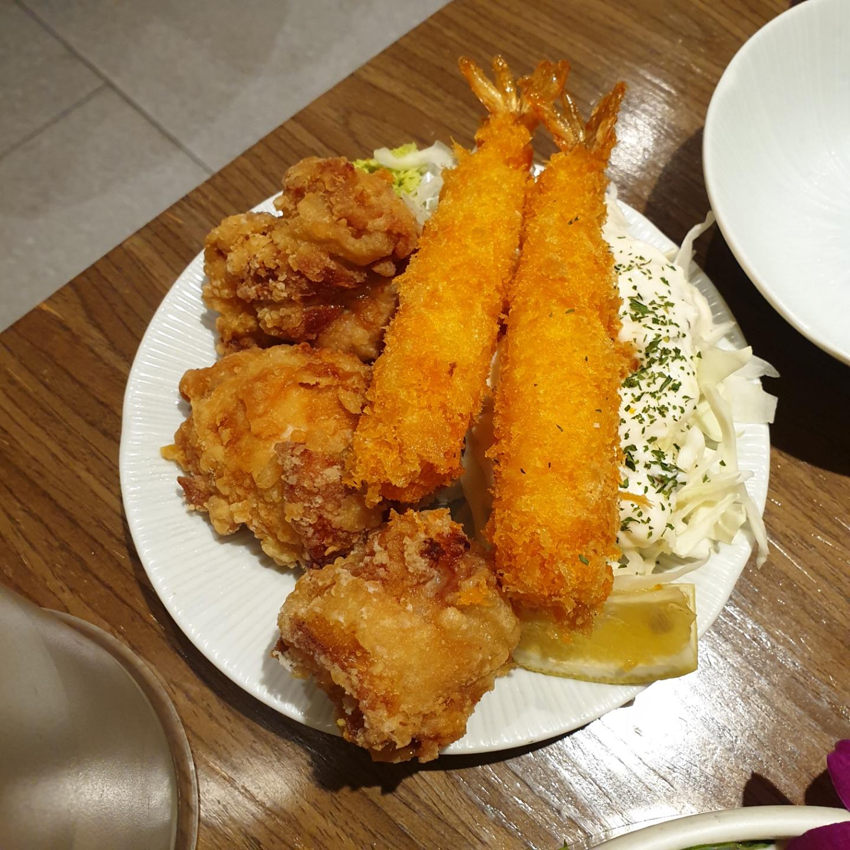 공릉 맛집 아소코 반반튀김