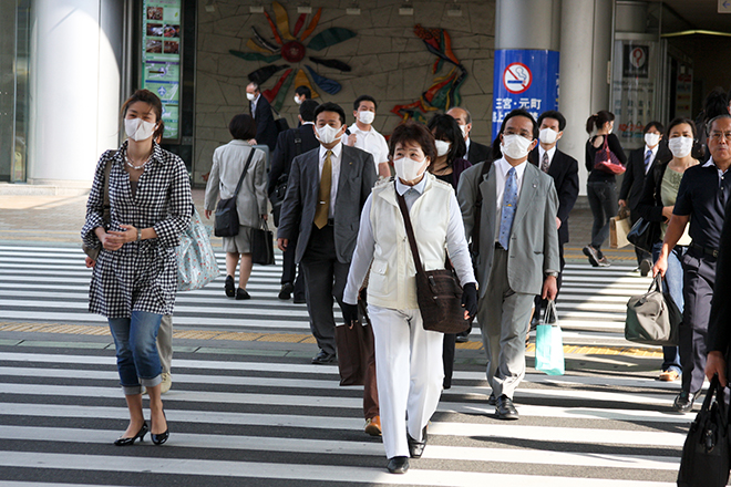 변종 코로나 바이러스 감염증 우한 폐렴 중국인 입국 인천의료원 격리