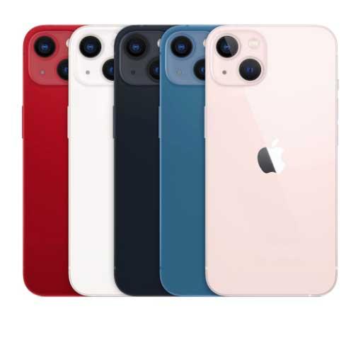 아이폰 13 칼라