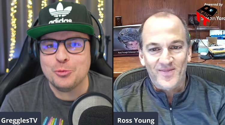 로스영의 갤럭시 폴드3 인터뷰