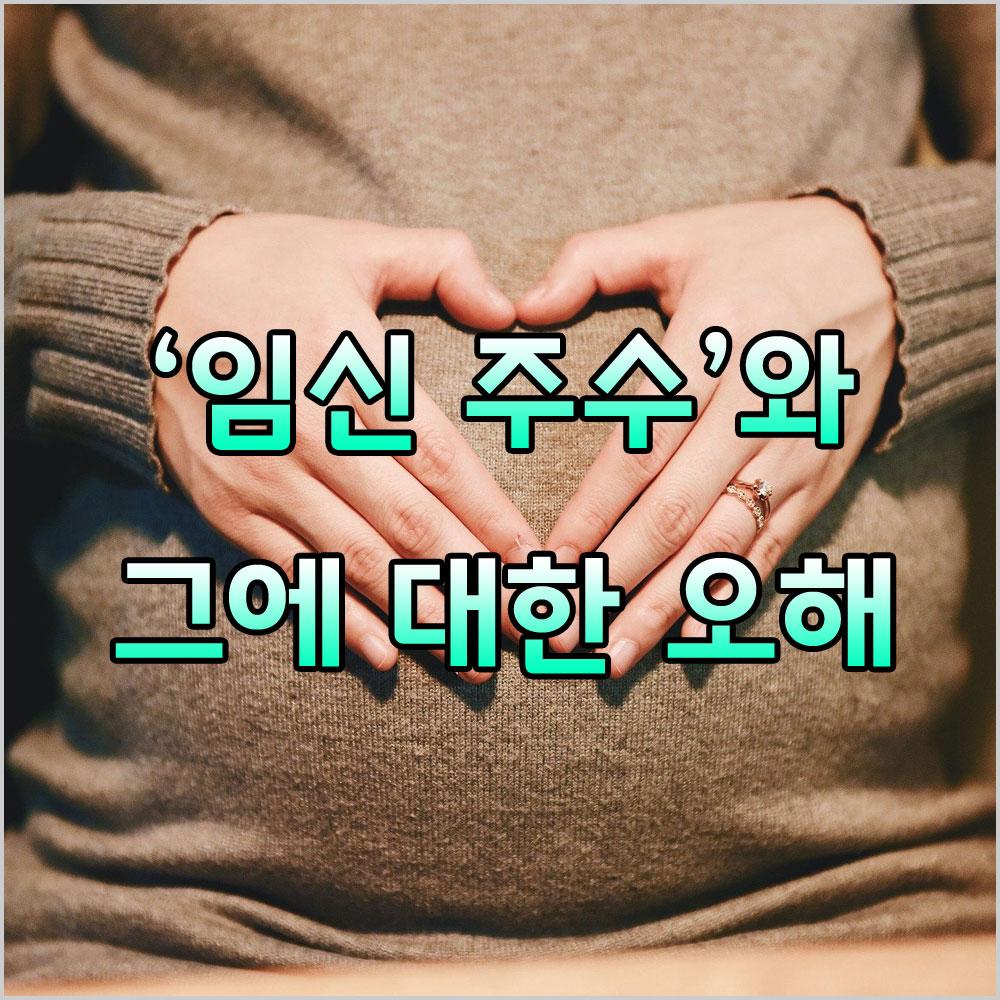 임신주수계산