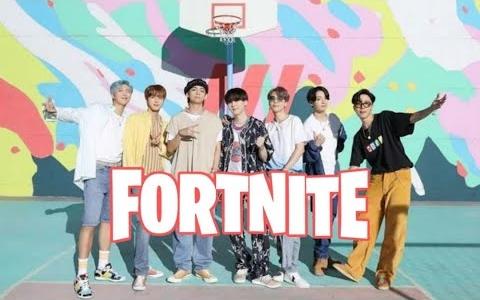 포트나이트 방탄소년단(BTS)