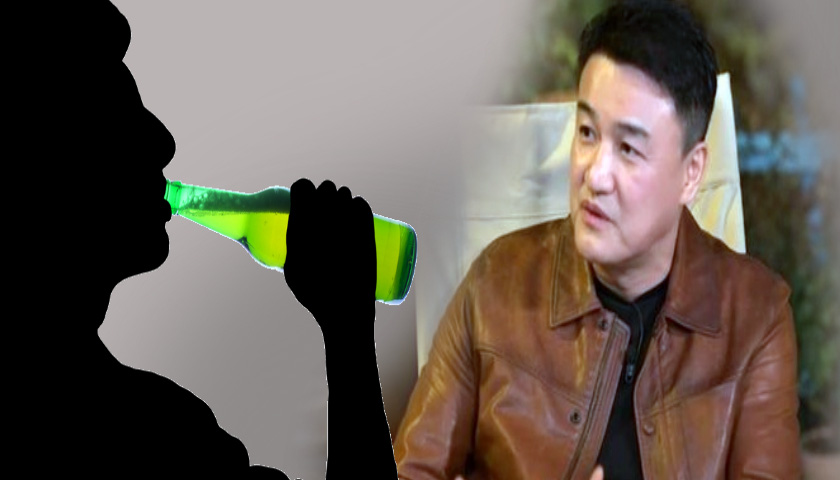 '배우 박중훈' 또 음주운전 적발...면허취소 수치의 2배