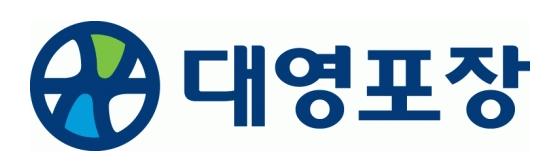 대영포장 로고