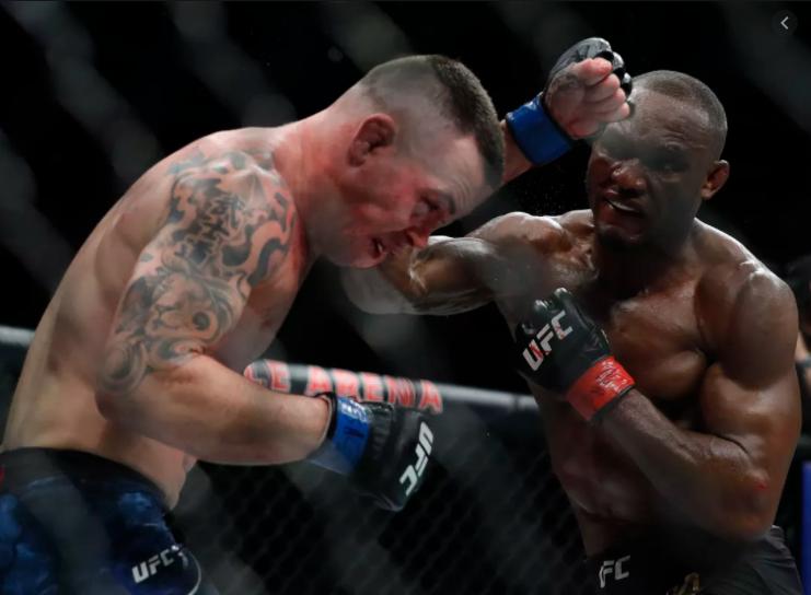 [UFC 트윗 단신] ATT를 떠나 새로운 트레이닝 캠프를 통해 타격과 그래플링 부분에서 개선되었다는 콜비 코빙턴