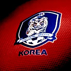 한국축구대표팀-로고