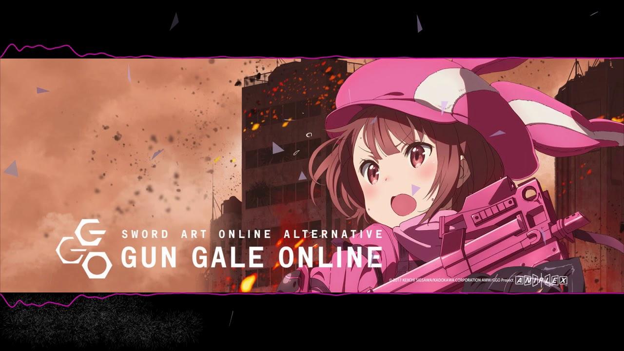 [ReinForce] Sword Art Online ~Gun Gale Online~ (BDRip 1920x1080 x264 FLAC)