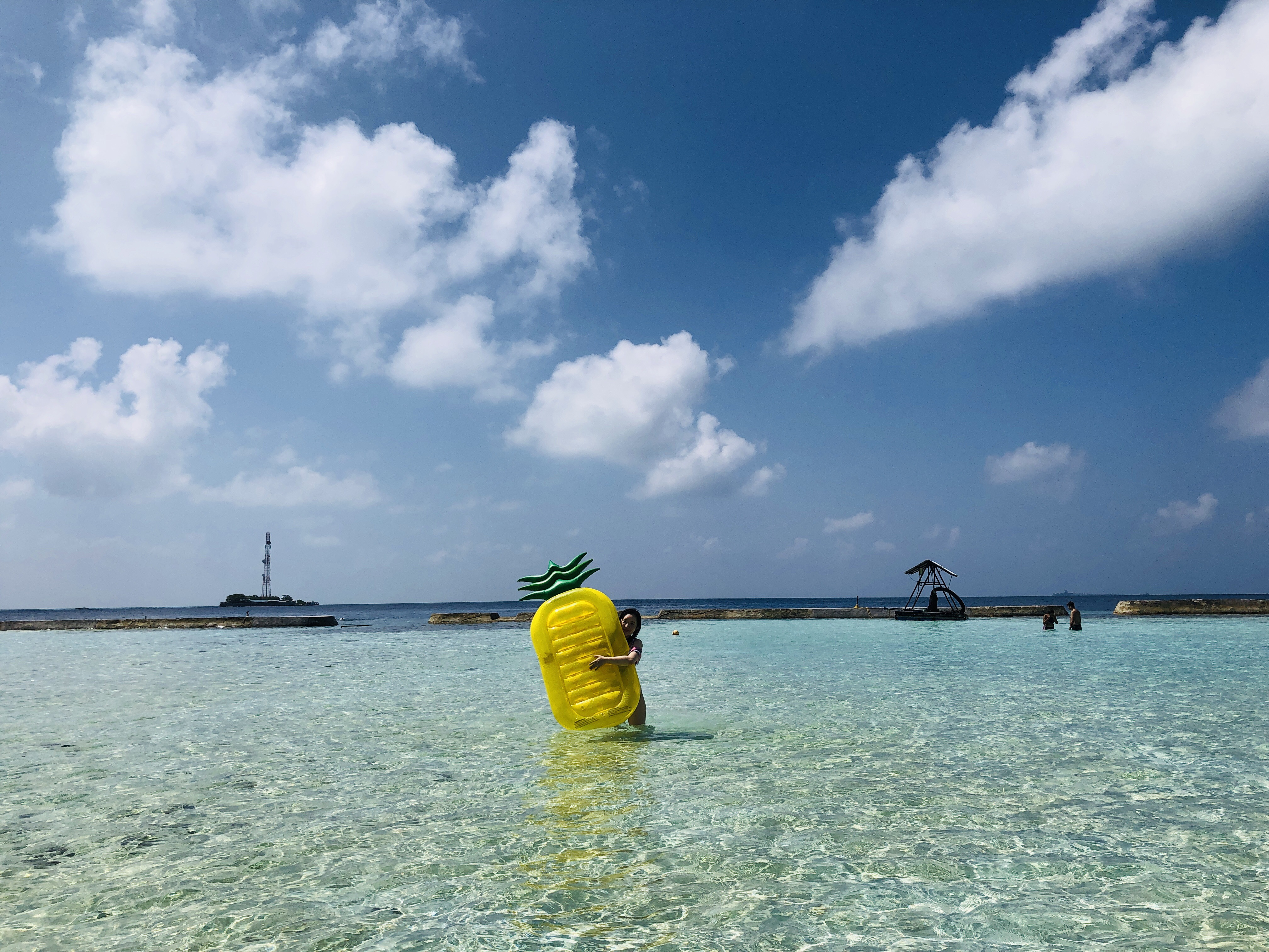 [몰디브] 인도양 작은 섬나라의 예쁜 바다 사진 at Ellaidhoo Maldives By Cinnamon