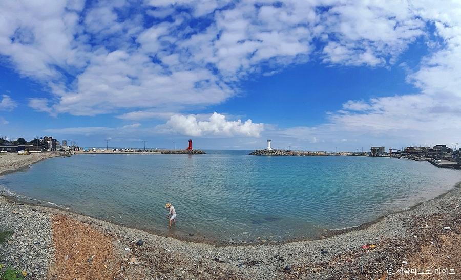 일광바다풍경