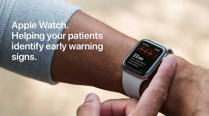 애플워치 건강관리 기능