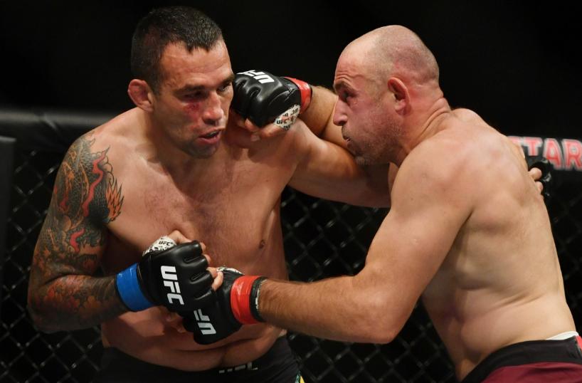 [UFC 인터뷰 소식] 파브리시우 베우둠 : 알렉산더 구스타프손을 내가 선택했다.