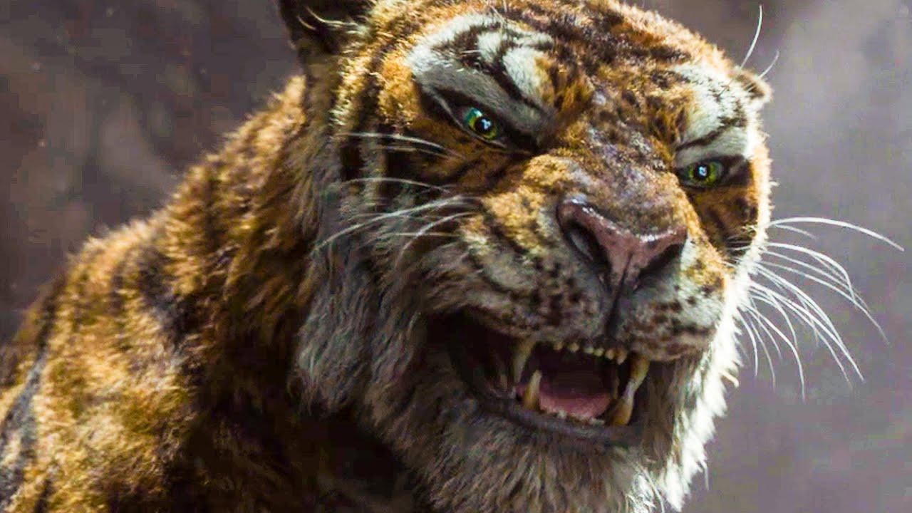 모글리 : 정글의 전설