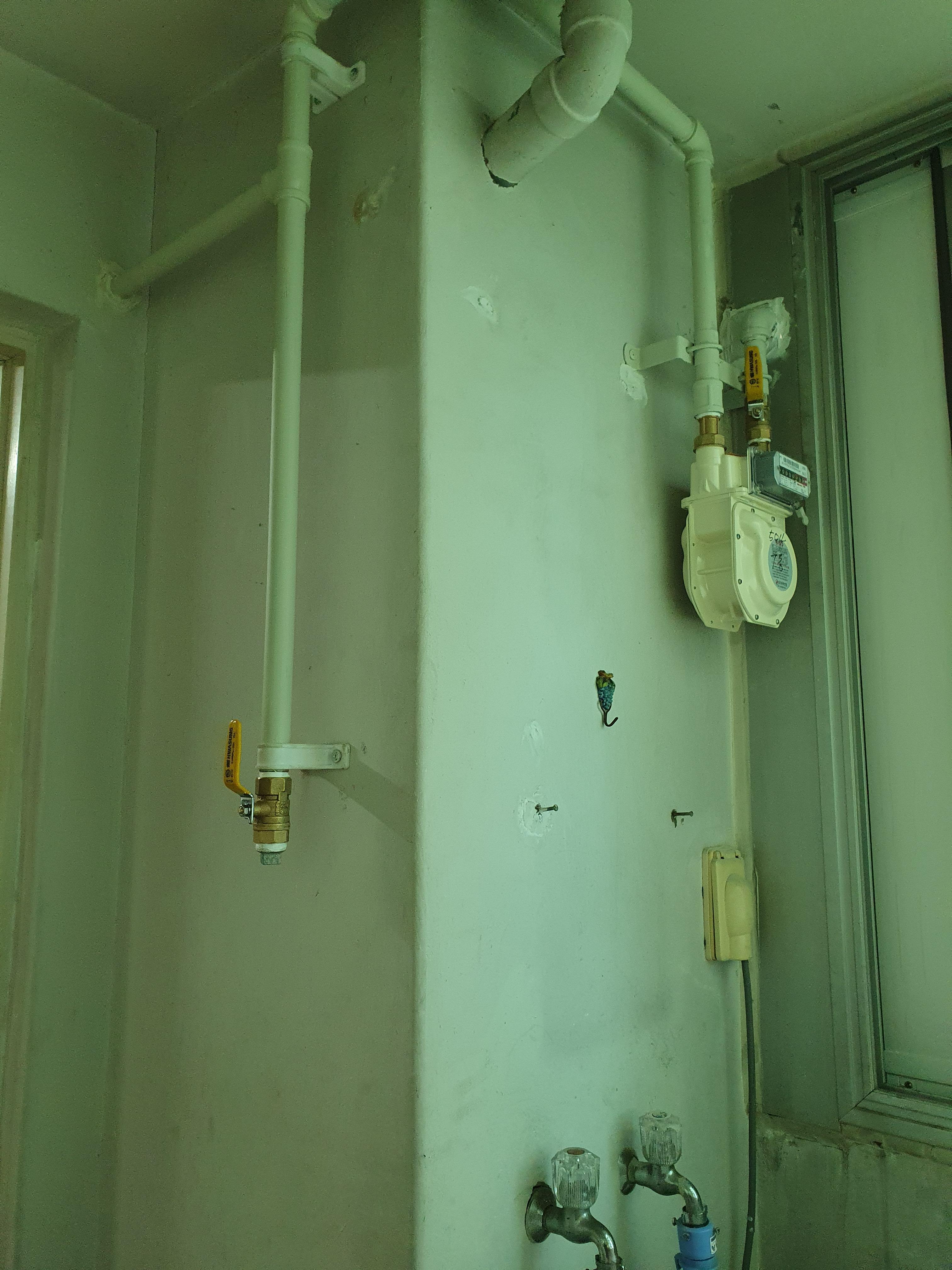 기록남김8/ 아파트 개별난방공사(3)-2, 보일러 설치와 분배기 교체 : 6시간반이 걸렸다.