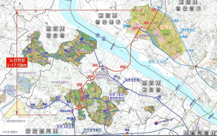인천지하철-2호선-검단신도시-일산-연장안