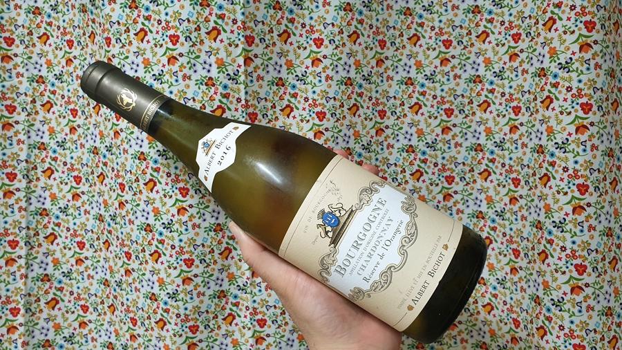 [프랑스 화이트 와인] 알베르트 비쇼 부르고뉴 샤도네이  비에유 빈뉴 2016, Albert Bichot Bourgogne Chardonnay Vieilles Vignes 2016