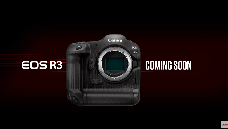 왕덱스를 대체할 듯한 1초에 30연사 찍는 캐논 EOS R3 곧 공개 예정