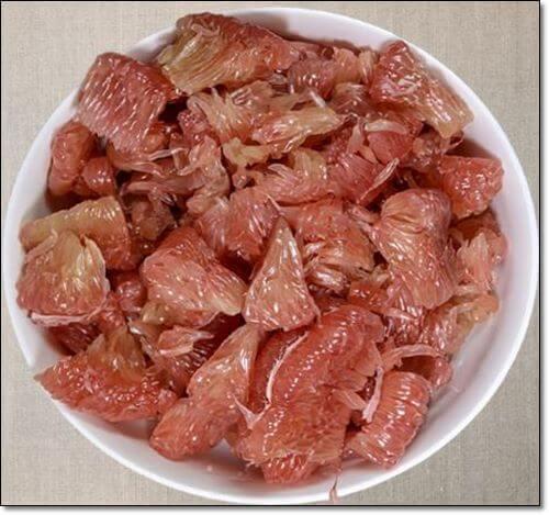 피토케미컬 음식 자몽