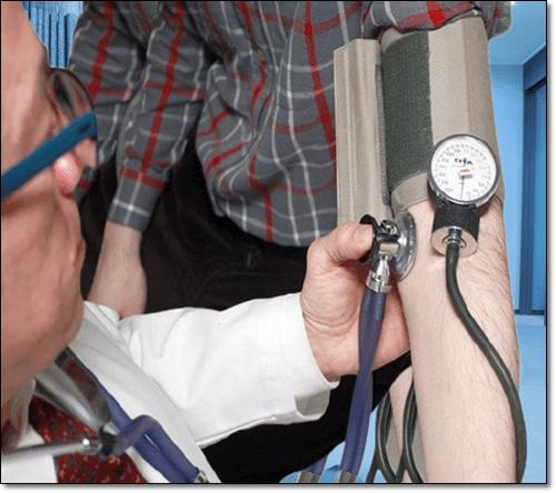 고혈압 환자